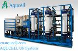 De Apparatuur van de Behandeling van het Water van Aqucell (Systeem UF)