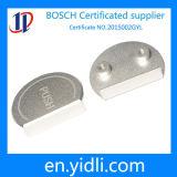 Disco de alumínio anodizado CNC do costume