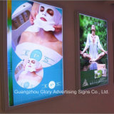 Aluminium Snap A0 LED Photo Frame Light Box