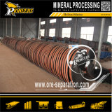 採鉱機械選鉱の螺線形のコンセントレイタの重力の集中装置の工場