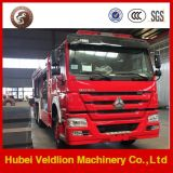 Sinotruk 6X4 HOWO Water/Foam Fire Fighting Truck