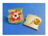 메달 사기질 기장, 루트 모양 접어젖힌 옷깃 Pin (GZHY-CY-002)
