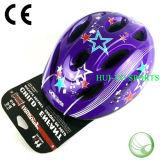 Casque de gosse de promotion, casque économique de gosse, casque à bas prix de gosse, casque de vélo d'adolescent