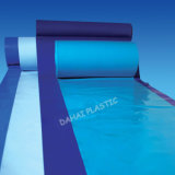 PVC Roll di 1400mm Blue