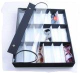 Caixa de empacotamento personalizada de Sunglass do papel de impressão