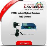 China Proveedor FTTB AGC Control interior receptor óptico