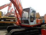 Verwendeter Löffelbagger Intern-Verbrennung-Fahrendes 110kw-Diesel-Engine der Hitachi-Ex200-3 verwendeter hydraulischer Gleisketten-Excavator-0.5~1.0cbm/23ton