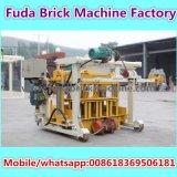Macchina mobile del blocchetto del cemento della macchina popolare con l'alta qualità