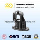 Carcaça de areia para a fornalha da indústria com fazer à máquina do CNC