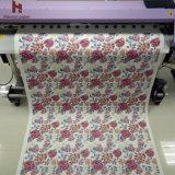 Быстро крен бумаги переноса сублимации печатание высушите/быстро сухая передачи тепла Inkjet 45/50GSM высокоскоростной Jumbo для '' тканье 120