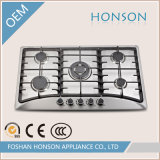 Cucina Equipment Built in 5 Burners Gas Hob