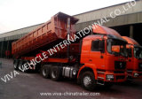 45cbm 3 Axle Dump Trailer