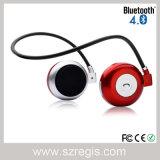 Écouteur stéréo d'écouteur d'écouteur de Bluetooth V3.0 de Neckband de sport