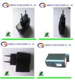 Switching Power Supply Black를 위한 5W VDE USB Universal AC DC Adapter