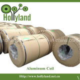 Folha lisa de alumínio &Embossed revestimento da bobina do PE (ALC1117)