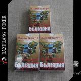 De in het groot Speelkaarten van de Douane aan Rusland