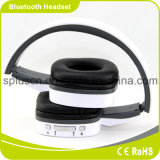 Auscultadores de dobramento elegante dos auriculares de Bluetooth do esporte