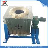 100kgs Induction Melting Furnace per Copper/Iron/Aluminum