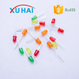Alto Brightness Round 3mm 5mm LED/LED Diode con Highquality