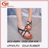 2016 sandali delle belle di stile signore di modo