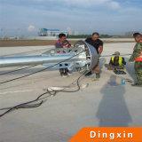 iluminação elevada do mastro do diodo emissor de luz de 18m 20m 21m 25m 28m 30m 35m