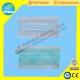 Desechable de 1 capa 2 capas de papel de la mascarilla para el masaje