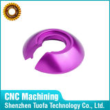 Elaborare lavorante delle parti di alluminio di CNC di precisione micro