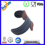 Porc Shaped Silicone Suction Rubber Phone Stand Holder pour Mobile