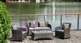 by-440 il sofà esterno di alta qualità del rattan di combinazione della Quattro-Parte del rattan