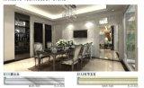 Modanatura decorativo delle mattonelle di marmo del PVC