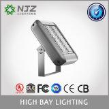 Flb150W LED hohe Bucht-Beleuchtung, super helles Handelsbeleuchtung-, 400W HPS oder Mh-Birnen-Äquivalent, 16600lm, wasserdicht, Tageslicht-Weiß, LED-hohe Bucht-Lichter