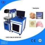 CKD-Laser máquina caliente de la marca del laser del CO2 de la venta 50W para el grabado del no metal