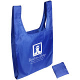 Woven promozionale Shopping Bag con Customer Logo Printing (BG -016)