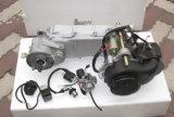 ensamblaje del motor del movimiento 50cc 2 para las piezas de la motocicleta 1PE40qmb