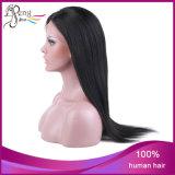 Peruca brasileira do cabelo humano do Virgin não processado reto por atacado