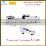 Robinet d'eau thermostatique de salle de bains de baignoire d'articles sanitaires