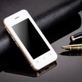 Vente en gros de base de téléphone portable de visa de taille de la carte A24 de téléphone de mini enfant Pocket mobile ultra mini frais coloré de cadeau