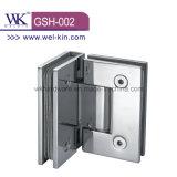 Aço inoxidável 304 Pss 4mm dobradiça do banheiro de 90 graus (GSH-002)