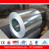 0.45thickness 1500width Customed galvanizou a bobina de aço Z150 Dx51d+Z