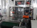 Preço macio automático da máquina de empacotamento da película plástica de tecido facial