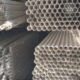 プラスチック管UHMW PE1000 Upeのポリエチレンの抵抗力がある最高身に着けていることを用いるカスタムABS管か管