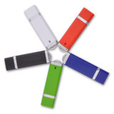 Programa piloto plástico del USB de Pendrive del palillo de la memoria del USB