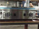 Grill électrique professionnel et grille pour grillades alimentaires (GRT-E740-2)