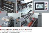 Impresora flexográfica con dos color de la máquina que corta con tintas 1