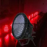 120 a PARIDADE impermeável do diodo emissor de luz de 3W RGBW pode luz ao ar livre da lavagem