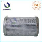Élément de filtre à huile d'acier inoxydable de Filterk 0160d005bn3hc