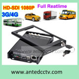 GPS Tracking WiFi HD 1080P H. 264の3G/4G Car DVR