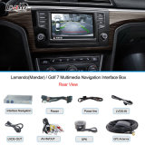 ゴルフ7! ! ! VW Touch Navigation、USB、HD Video、Audioのための車Navigation Interface Box