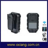 Pequeno GPS portátil GPRS Police DVR com padrão H. 264 Zp610