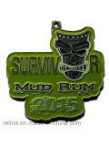 Marathon personalizzato Event Sport Running Medal con Ribbon (M-10)